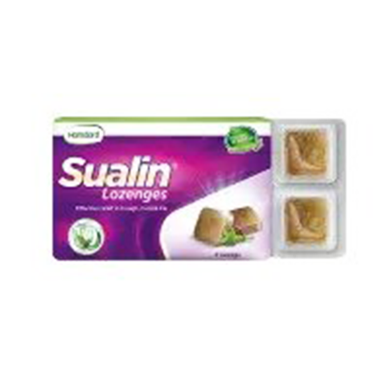 Sualin Lozenges 6 Tablets