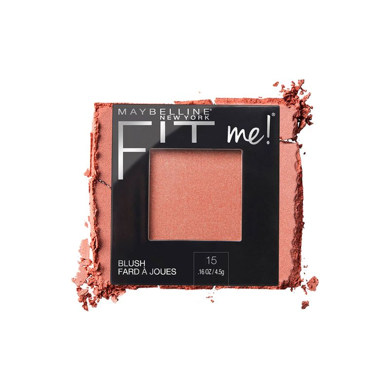 Maybelline New York Fit Me Mono Blush - 15 Nude