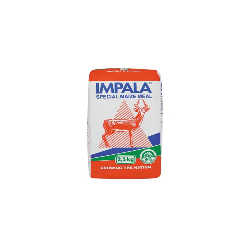 Impala Special Maize Meal  2.5 kg