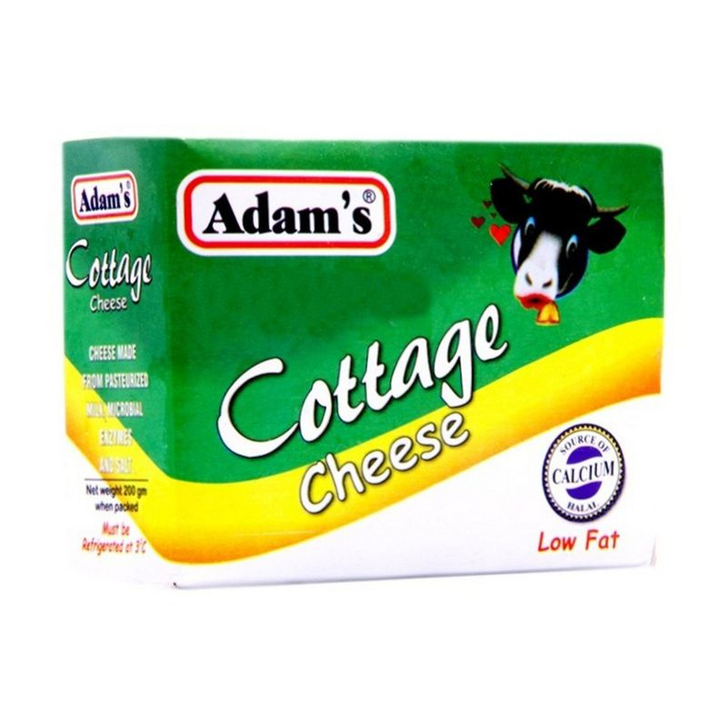 Adams Cottage Cheese 200gm