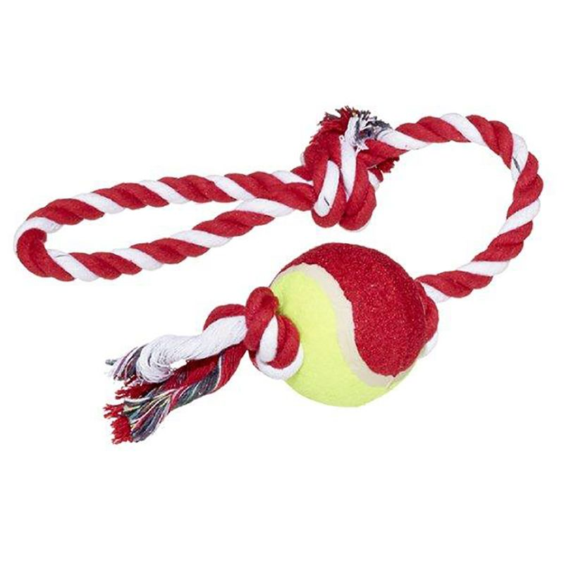 Rope with Ball for Pets