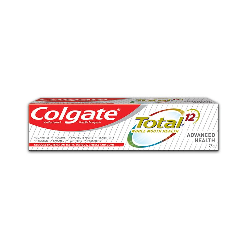 Colgate Total Advanced Health Toothpaste 75gm