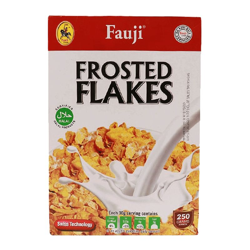 Fauji Frosted Flakes 250gm