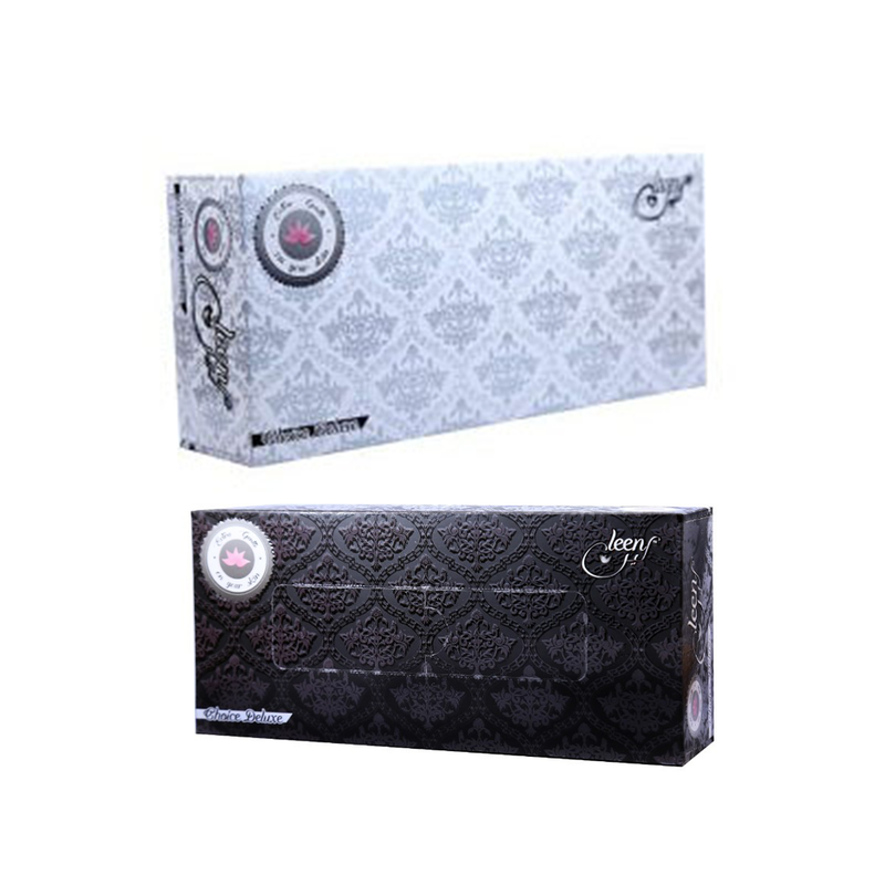 Leen Choice Deluxe Tissues 100X2 Ply