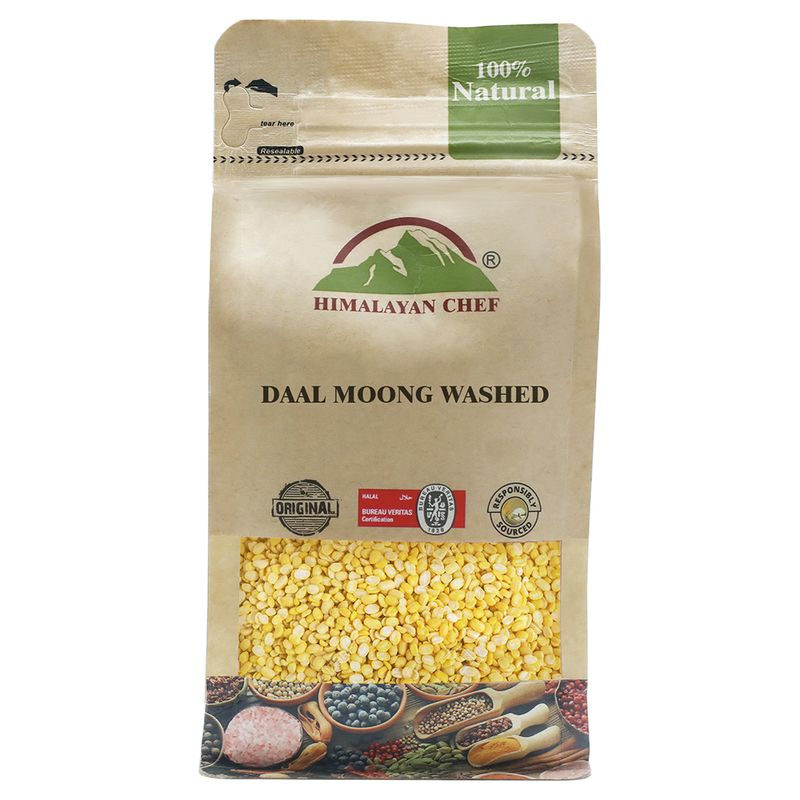 WBM Daal Mong Washed 908gm