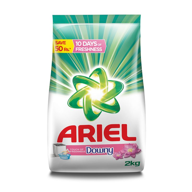 Ariel Downy Touch of Fresh 2kg