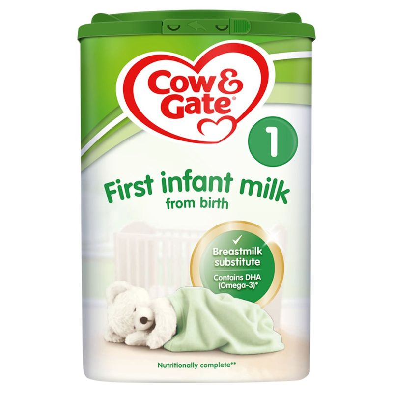 Cow & Gate First Infant Milk Stage 1 800gm