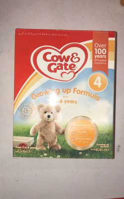 Cow & Gate Step 4 Growing Up Formula 400gm