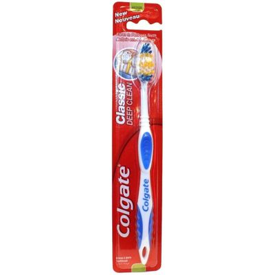 Colgate Classic Deep Clean Tooth Brush Soft