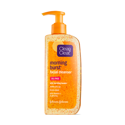 Clean and Clear Morning Burst Facial Cleanser 240ml