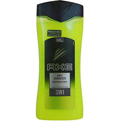 Axe Clean Fresh 6in1 All Over Body Wash 400ml