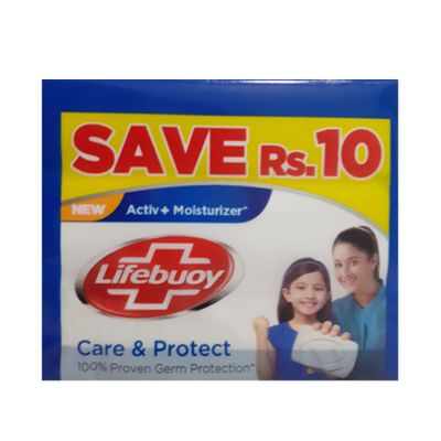 Lifebuoy Care & Protect 3 in 1 (106gm)