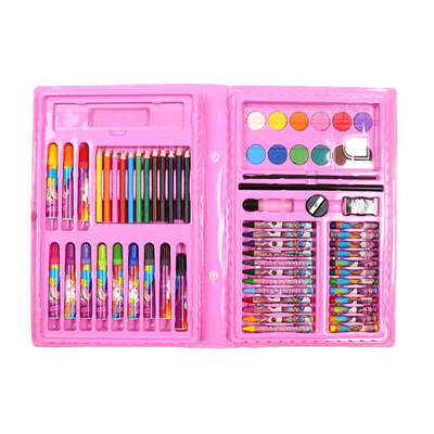 Art Color Box For girls 68 Pieces