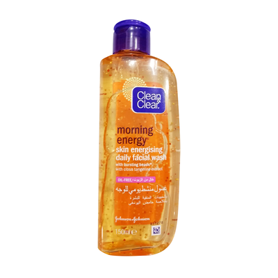 Clean & Clear Morning Energy Face Wash 150ml