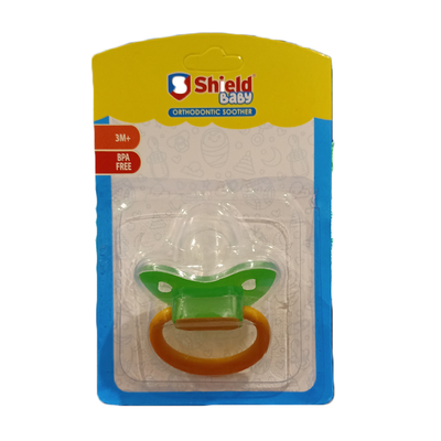 Shield Baby Orthodontic Soother (BPA Free)