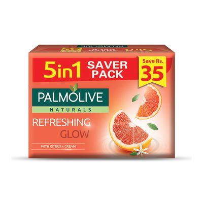 Palmolive Naturals Refreshing Glow (5 in 1)