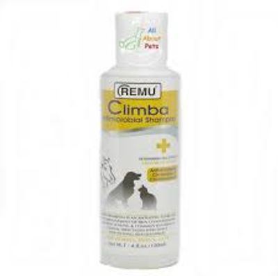 Remu Climba Antimicrobial Shampoo For Horses, Dogs, Cats 120ml