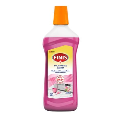 Finis Multi Surface Cleaner Floral 500ml