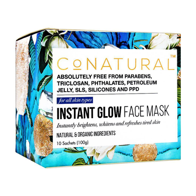 CoNatural Instant Glow Face Mask 100gm