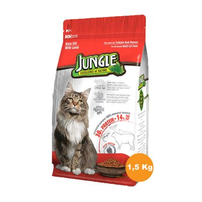 Jungle Excellence Of Nature With Lamb 1.5kg
