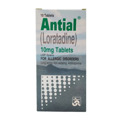 Antial Tablet 10mg
