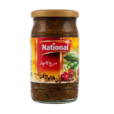 National Chilli Pickle 310gm