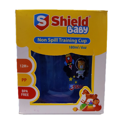 Shield Baby Non Spill Training Cup 180ml/6oz
