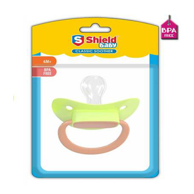 Shield Baby Classic Soother (BPA Free)