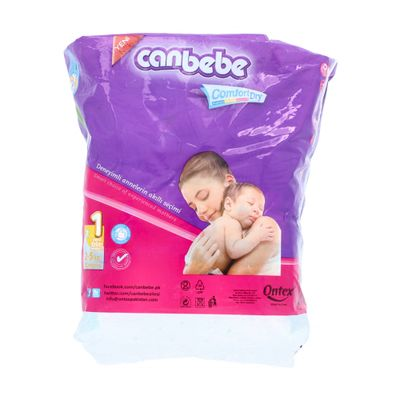 Canbebe Diapers Size 1 (10pcs)