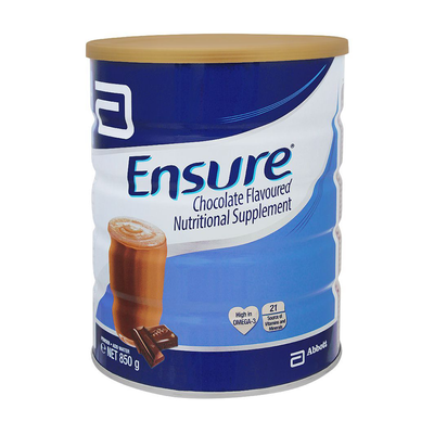 Ensure Nutritional Supplement Chocolate 850gm