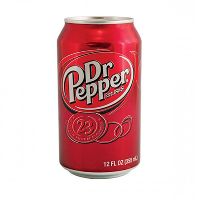 Dr Pepper Energy Drink Authentic Blend of 23 Flavours 355ml