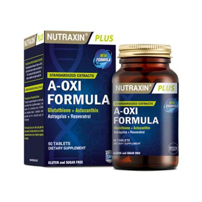 Nutraxin Immune-S Tablets - 60 Tablets