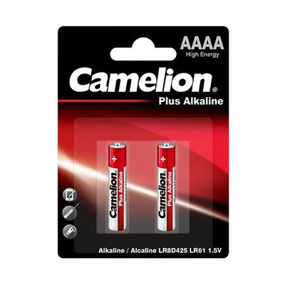 Camelion Plus Alkaline Cell AAA2 1.5V