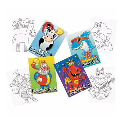 Coloring Book For Kids 1 Piece