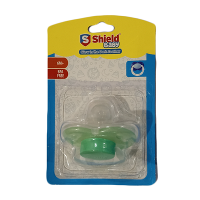 Shield Baby Glow in the Dark Soother (BPA Free)