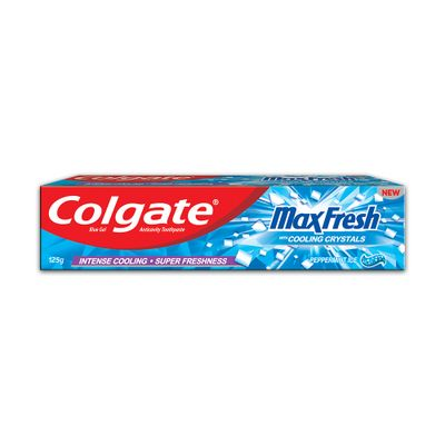 Colgate MaxFresh Peppermint Ice Toothpaste 125gm