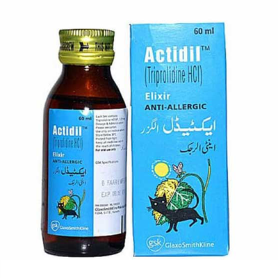 Actidil Syrup 60 ml