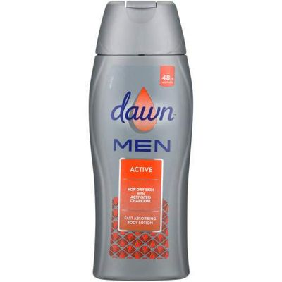 Dawn Men  Activated Charcoal 400ml