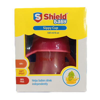Shield Baby Sippy Cup 180ml/6oz